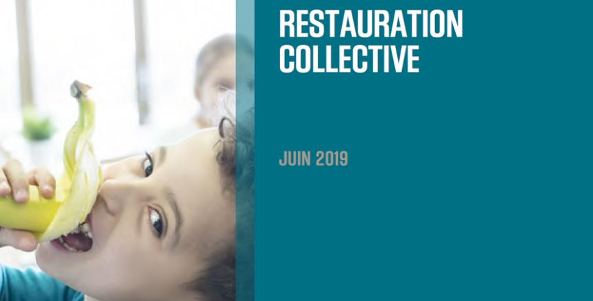 Etude sectorielle - Restauration collective
