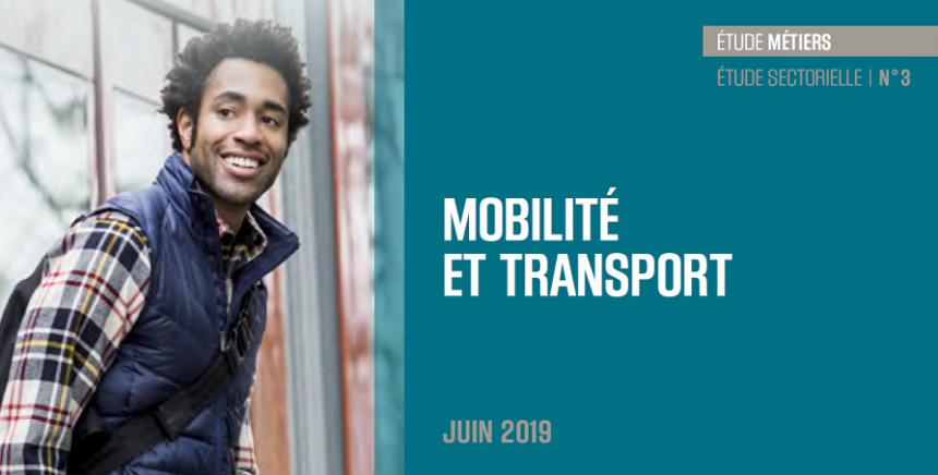 Etude sectorielle - Mobilité et transport
