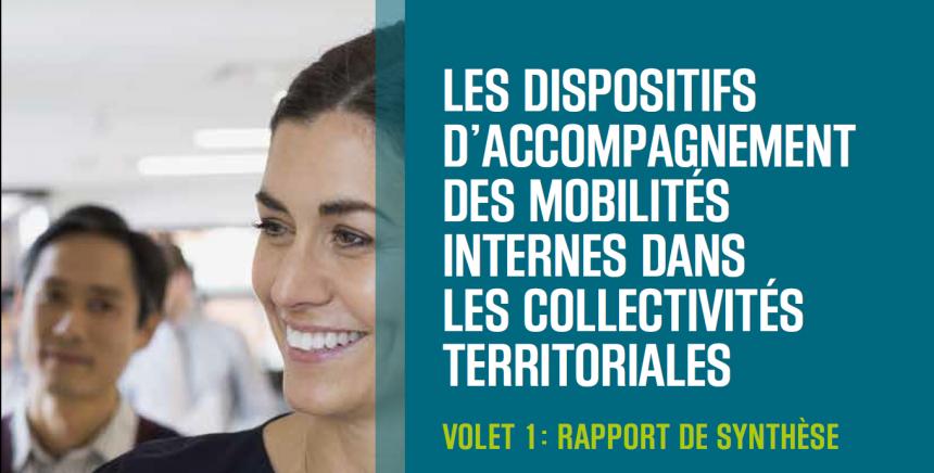 Les dispositifs d'accompagnement des mobilités internes dans les collectivités territoriales - rapport de synthèse