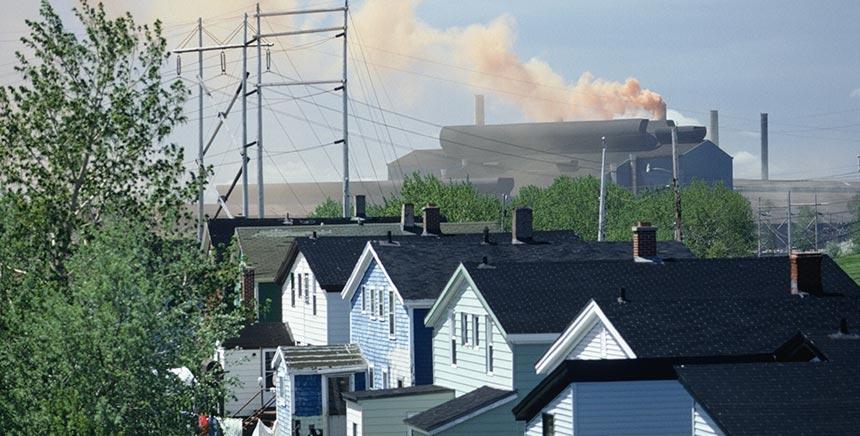 La réduction des pollutions atmosphériques